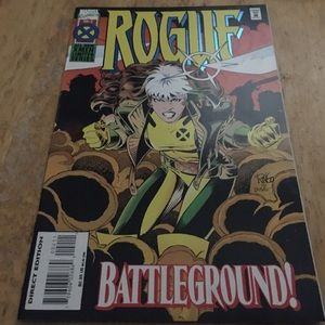 Other - Rogue battleground comic